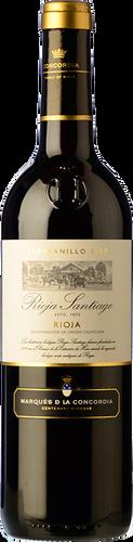 Rioja Santiago Tempranillo 2018
