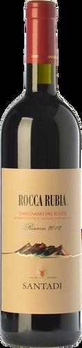 Santadi Carignano Riserva Rocca Rubia 2016