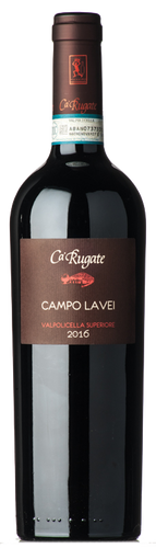 Cà Rugate Valpolicella Superiore Campo Lavei 2017