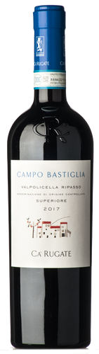 Cà Rugate Ripasso Superiore Campo Bastiglia 2017