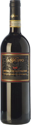 San Filippo Brunello di Montalcino 2016