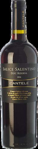 Cantele Salice Salentino Riserva 2015