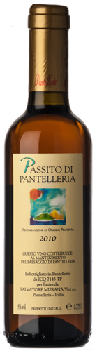Murana Passito di Pantelleria 2010 (0.37 L)
