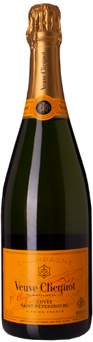 Veuve Clicquot Cuvée Saint-Pétersbourg