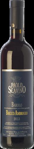 Paolo Scavino Barolo Bricco Ambrogio 2014