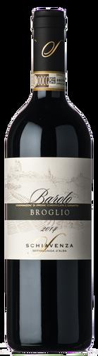 Schiavenza Barolo Broglio 2015