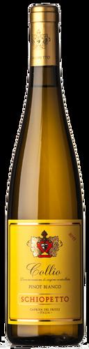 Schiopetto Collio Pinot Bianco 2017