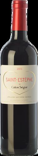 Saint-Estèphe de Calon Ségur 2016