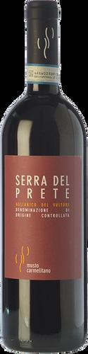 Musto Carmelitano Serra del Prete 2015