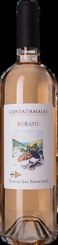 Tenuta San Francesco Costa d'Amalfi Rosato 2017