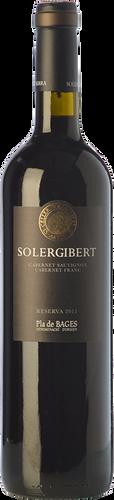 Solergibert Cabernet Reserva 2013