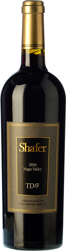 Shafer TD-9 2016