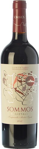 Sommos Varietales Tinto 2018