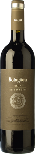 Solagüen Reserva 2014