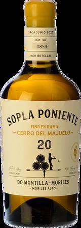Sopla Poniente Fino en Rama Cerro del Majuelo 50cl (0,5 L)