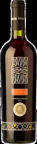 SassuVini Cannonau di Sardegna RossoSassu 2017