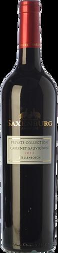 Saxenburg PC Cabernet Sauvignon 2015