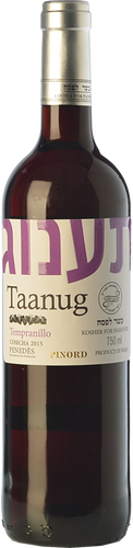 Taanug Tempranillo 2015