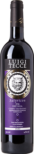 Luigi Tecce Irpinia Campi Taurasini Satyricon 2015