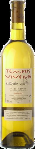Alberto Nanclares Tempus Vivendi 2018