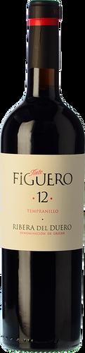 Tinto Figuero 12 Meses 2018