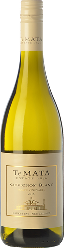 Te Mata Estate Vineyards Sauvignon Blanc 2018