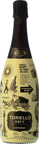 Torelló Brut Special Edition 2014