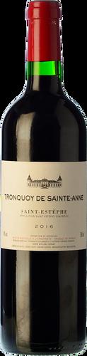 Tronquoy de Sainte-Anne Saint-Estèphe 2016