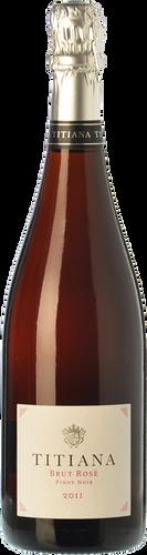 Titiana Pinot Noir Brut Rosé 2016
