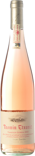 Txomin Etxaniz Rosé 2018