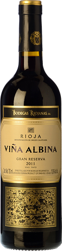 Viña Albina Gran Reserva 2011