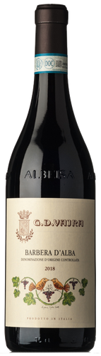 G.D. Vajra Barbera d'Alba 2019