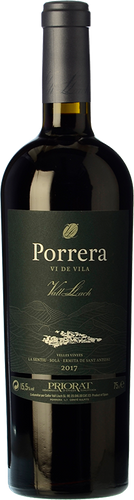 Porrera Vi de Vila de Vall Llach 2017