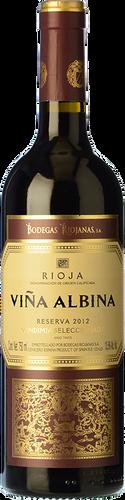 Viña Albina Reserva Selección 2015