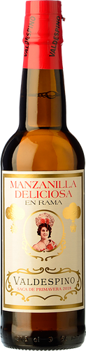 Valdespino Manzanilla Deliciosa en Rama (0,37 L)