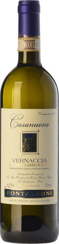 Fontaleoni Vernaccia Casanuova 2017