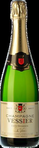Champagne Vessier Cuvée Découverte