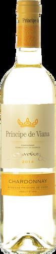 Príncipe de Viana Chardonnay Barrica 2020