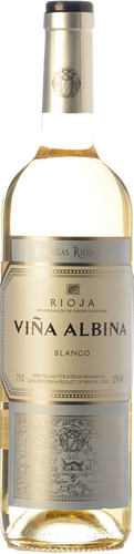 Viña Albina Blanco 2018