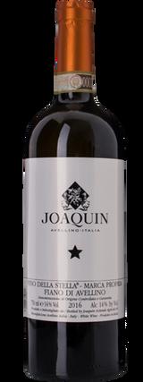 Joaquin Fiano di Avellino Vino della Stella 2018