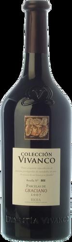 Colección Vivanco Parcelas de Graciano 2016