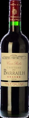 Château du Barrailh Graves 2016