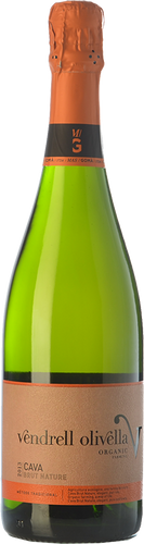 Vendrell Olivella Organic Brut Nature 2013