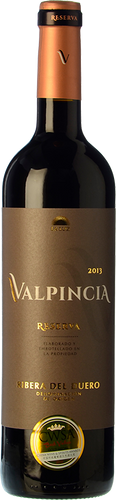 Valpincia Reserva 2015
