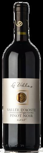 La Vrille Pinot Noir 2015