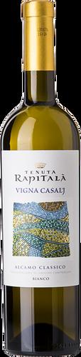 Rapitalà Alcamo Classico Vigna Casalj 2018