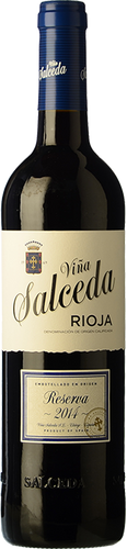 Viña Salceda Reserva 2015