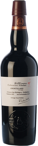 Williams & Humbert Col. Añadas Amontillado 2003 (0,5 L)