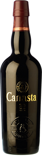 Williams & Humbert Canasta 20 años Cream 2010 (0.5 L)