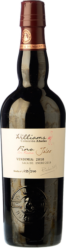 Williams & Humbert Fino en Rama Jaleo 2010 (0.5 L)